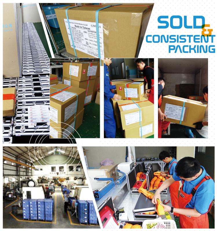 Packaging &Shipping