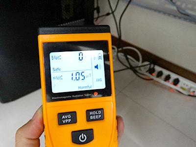 Details about  /  Electromagnetic Radiation Tester Measuring Instrument Geiger Counter Ele